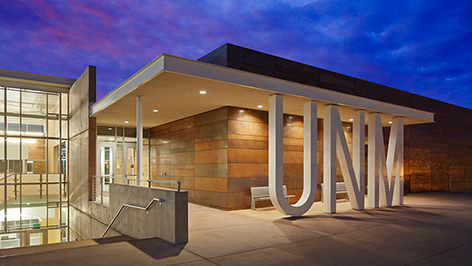 UNM-GALLUP IS A PARTNER IN BUILDING A BETTER NEW MEXICO.