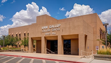 From Program Prioritization to Innovation: UNM-Gallup is Preparing for the Future.