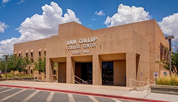 UNM-GALLUP FALL AND SPRING ITINERARIES