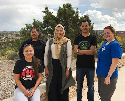 UNM-Gallup students