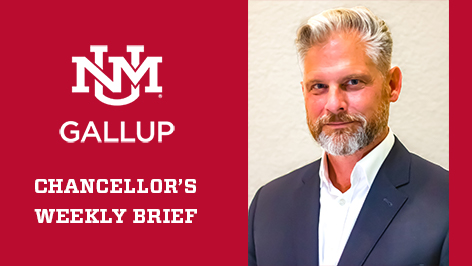 CHANCELLOR'S WEEKLY BRIEF: RESTART NEW MEXICO.